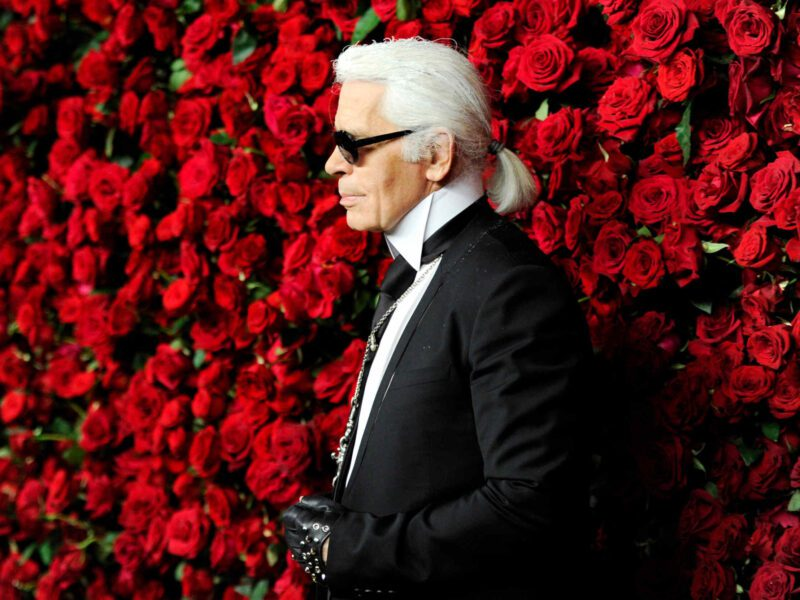 Is Disney actually making a show about a celebrity's death? Peek at their plans to make a six-episode drama about fashion icon Karl Lagerfeld.