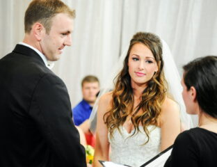 'Married at First Sight' seems like a recipe for disaster, but this season 1 couple prove otherwise. Despite their struggles, Doug & Jamie stay strong.