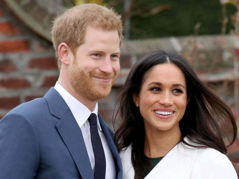 The Duchess of Sussex celebrates her royal 40th birthday by announcing her newest charity! Take a look at Prince Harry and Meghan Markle's 40x40 initiative.