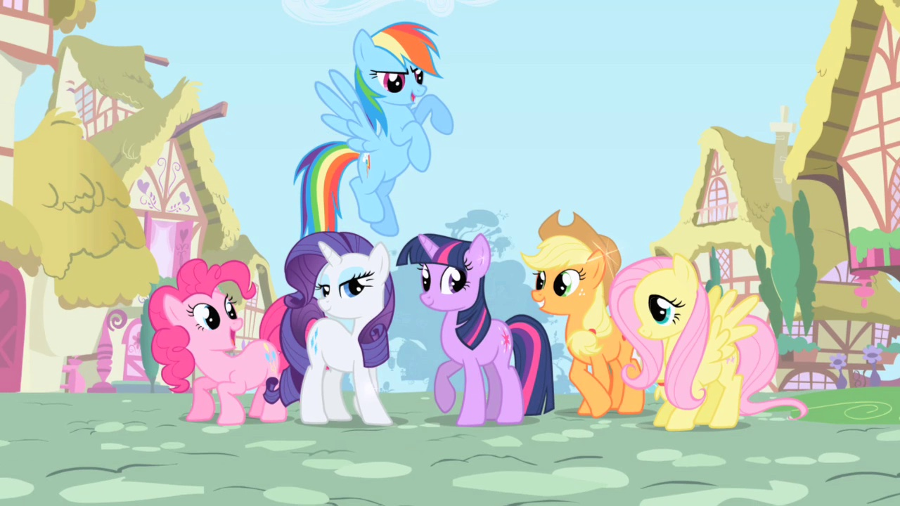 With so many adorable 'My Little Pony' characters to choose from, how can we possibly narrow it down? Let's travel to Equestria!