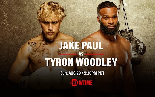 Here's a guide to everything you need to know about Paul vs. Woodley including prelims fights live stream on Reddit.