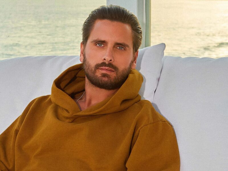 As Kourtney Kardashian and Travis Barker flaunt their summer romance, Scott Disick can't help but kill the mood. See how he dissed his ex-wife on Instagram.