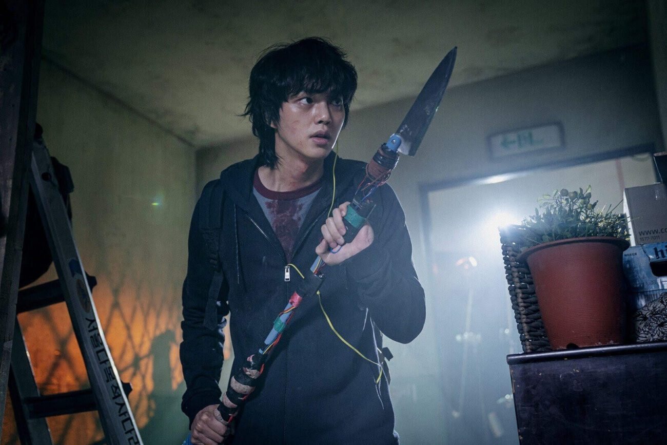 Not all K-dramas on Netflix are about romance. Add these Korean shows streaming now, including thrillers, horror, and sci-fi stories to your watch list!