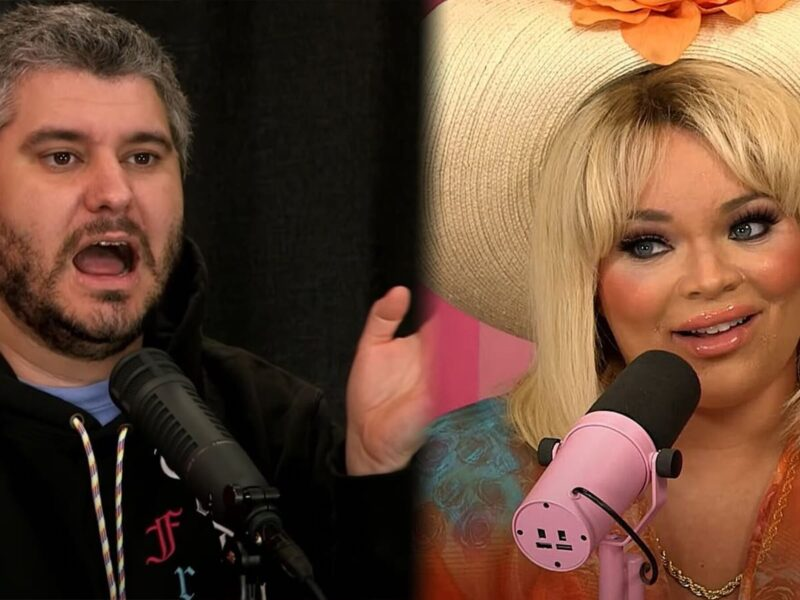 Drama is the only word that describes what's going on with Trisha Paytas and Ethan from h3h3Productions. Here's what's happening now.