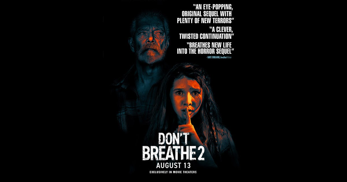 'Don't Breathe 2' is here to terrify audiences. Discover how to watch the anticipated sequel online and on Reddit for free.