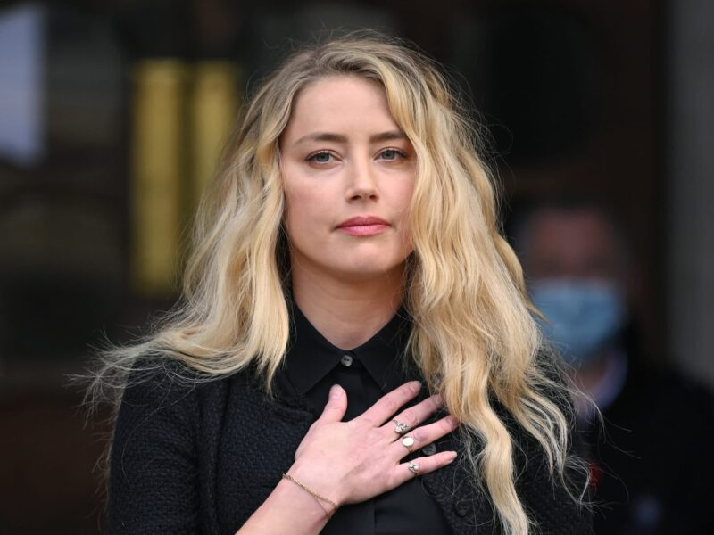 Amber Heard & Johnny Depp's divorce is still shredding headlines. Take a stroll down memory lane with Heard's movies and remember simpler times.