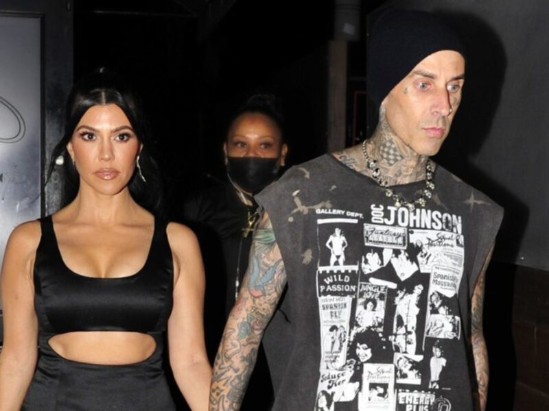 Did Kourtney Kardashian help Travis Barker face lingering fears over his 2008 airplane accident? Read the sweet details inside about the couple.