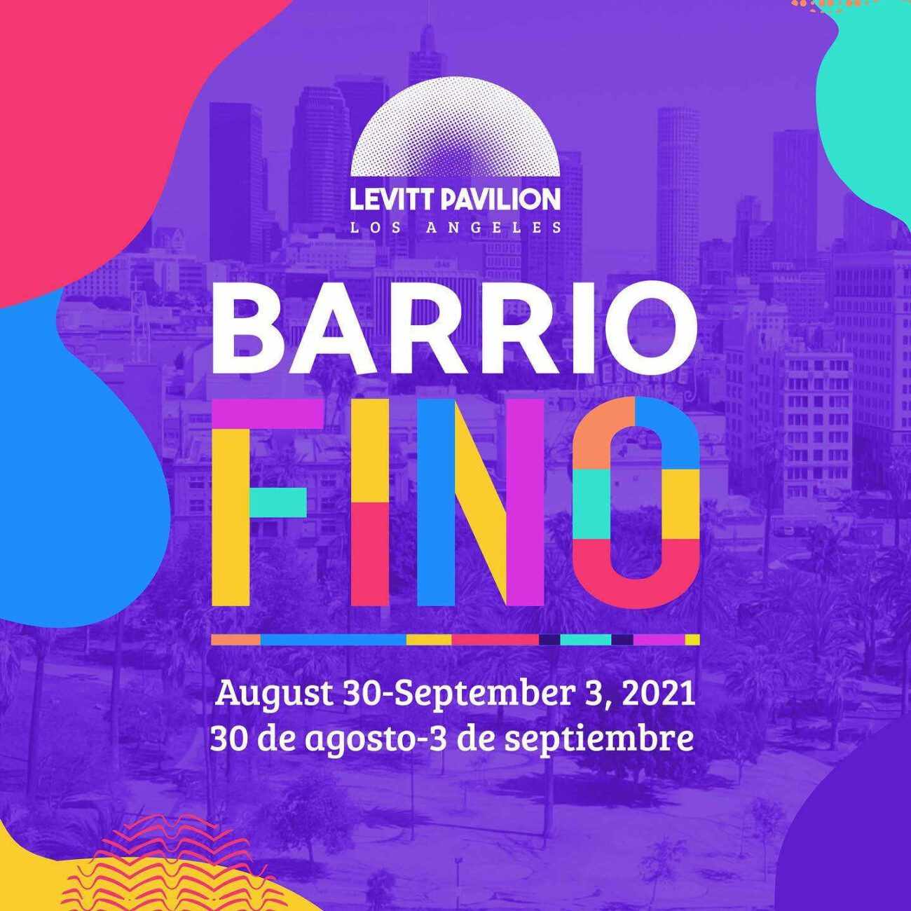Premiering on Levitt LA's YouTube channel, 'Barrio Fino' will be a five-part docuseries highlighting the communities surrounding MacArthur Park. Check it out!