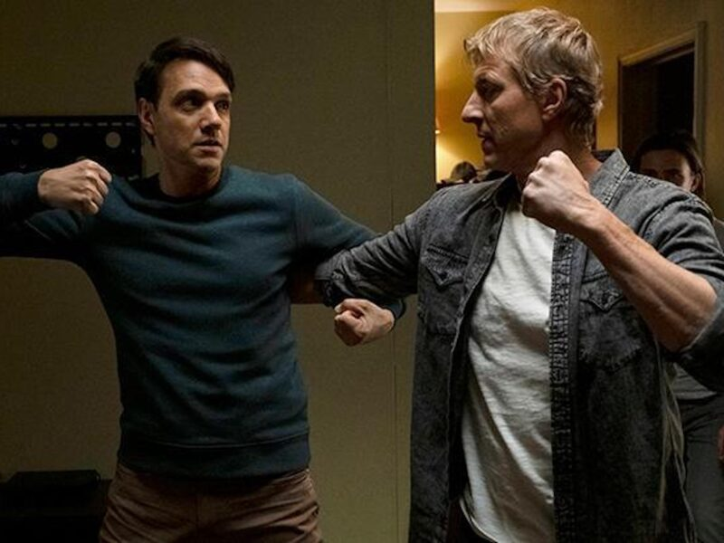 Excited for the return of 'Cobra Kai'? Get pumped with the other fans for season 4 by taking a look at all the best twitter reactions to the new teaser.