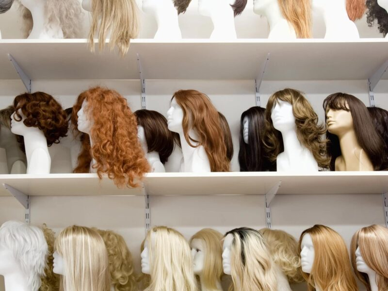 How do you know if you're buying the right wig for you? Take a look at the top five things you should consider before buying yourself a wig.