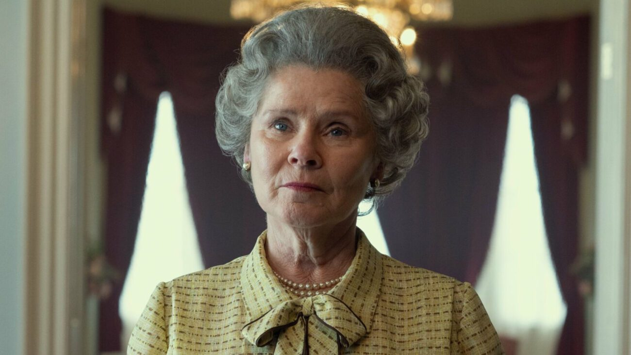 'The Crown' season 5 has found its queen! Take a look at Imelda Staunton as Queen Elizabeth II before the latest season drops in 2022.