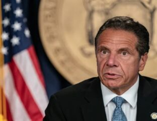 Sexual assault allegations against Democratic New York Governor Andrew Cuomo led to a full investigation. How did his wife react?