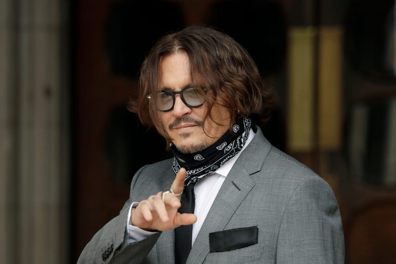 Johnny Depp was one of the biggest movie stars of the 90s. Travel back through time with us to check out some of the iconic actor's best roles.