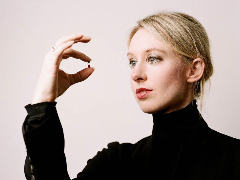 Who is Elizabeth Holmes? The answer has changed drastically in just a few years. Is she a genius, a fraud, or a victim? Dive into the details.