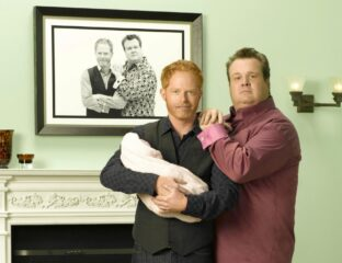 Is Eric Stonestreet gay? Let's take a look at his love life here, and what the star has had to say on his sexuality in the show vs. reality.