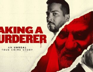 Who says that crime can't be funny? Meet Stu Stone and Adam Rodness, the filmmakers behind the hilarious true crime mockumentary 'Faking a Murderer'.