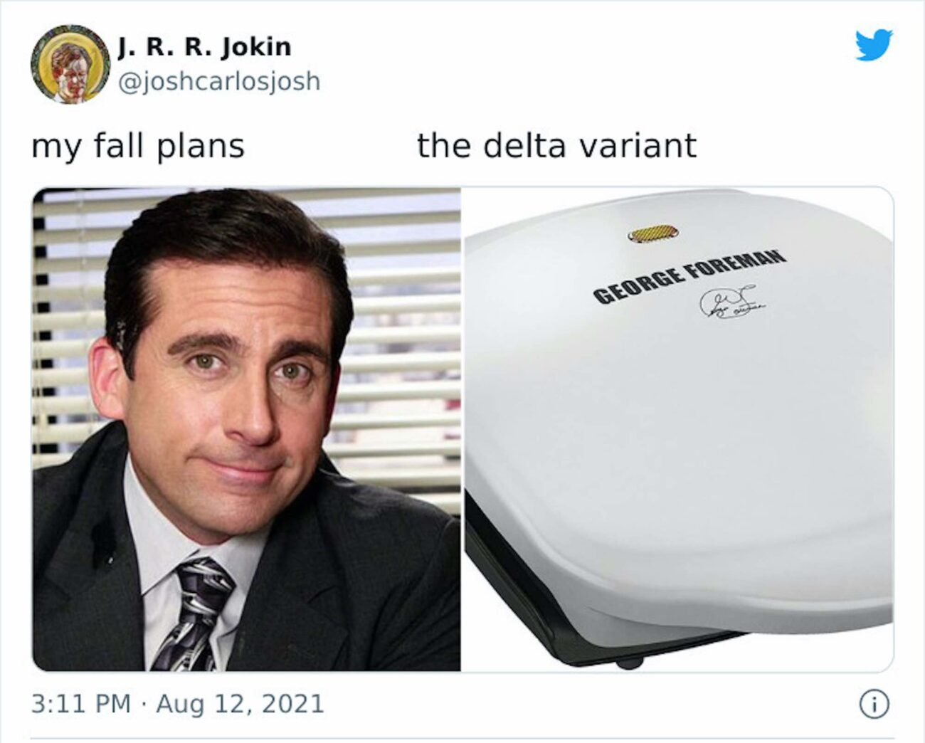 Shock! Horror! Who will win in the Fall vs the Delta variant showdown? Go through these hilarious memes to see who people think the winner is.