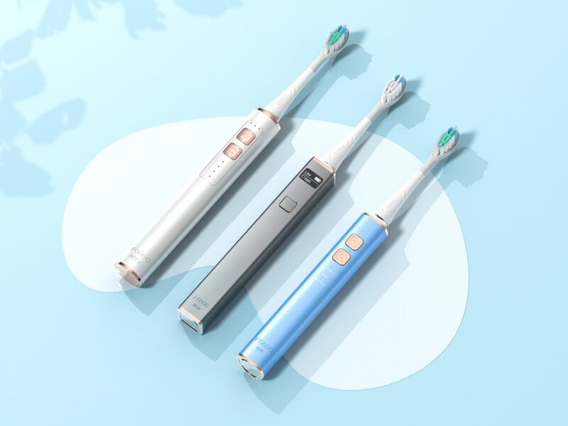FOSOO NOV is rocking the world of oral hygiene with their new electric toothbrush. Find out what the brush does and what all the buzz is about.