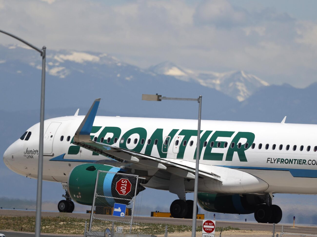A Frontier Airlines passenger was duct-taped to his seat after allegedly molesting & assaulting the flight crew. Review the video of the shocking event!