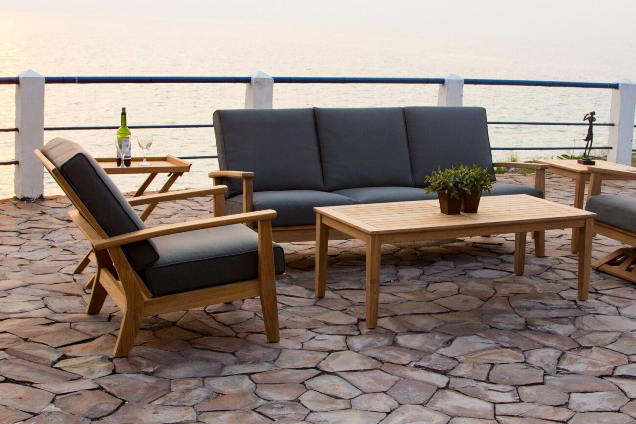 Outdoor furniture is a must for any comfortable backyard. Find out how to create the perfect furniture here.