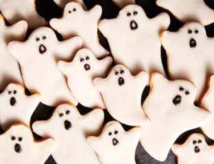 Already planning this year's Halloween festivities. Drop a treat (or a trick) in the group chat! These ghost memes are sure to make your friends say Boo!