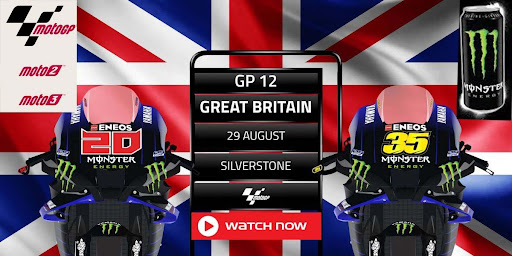 It's time for the British Moto GP Live racing event. Discover how to live stream the anticipated motorcycle racing event online for free.