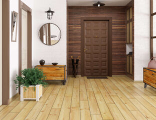 Lights, color, accents, decoration: all these go into making your home go from drab to fab! Hallways can be challenging, but we make decorating easy here!