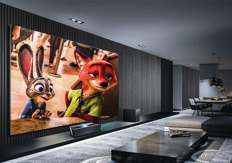 Love watching movies and TV shows? Have a spare room in your house? Transform any room into a comfortable home theatre. It's more affordable than you think!