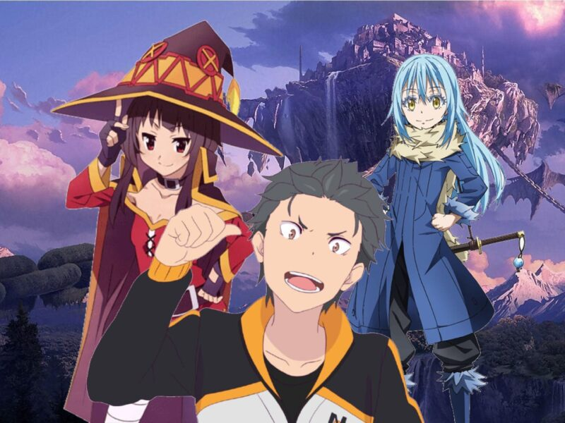 Some of the most popular shows of all time have been isekai anime. Learn what isekai is and what some of the best examples of it on TV have been.