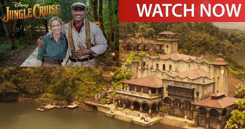 'Jungle Cruise' is finally here. Discover how to stream the anticipated Disney adventure film online for free.