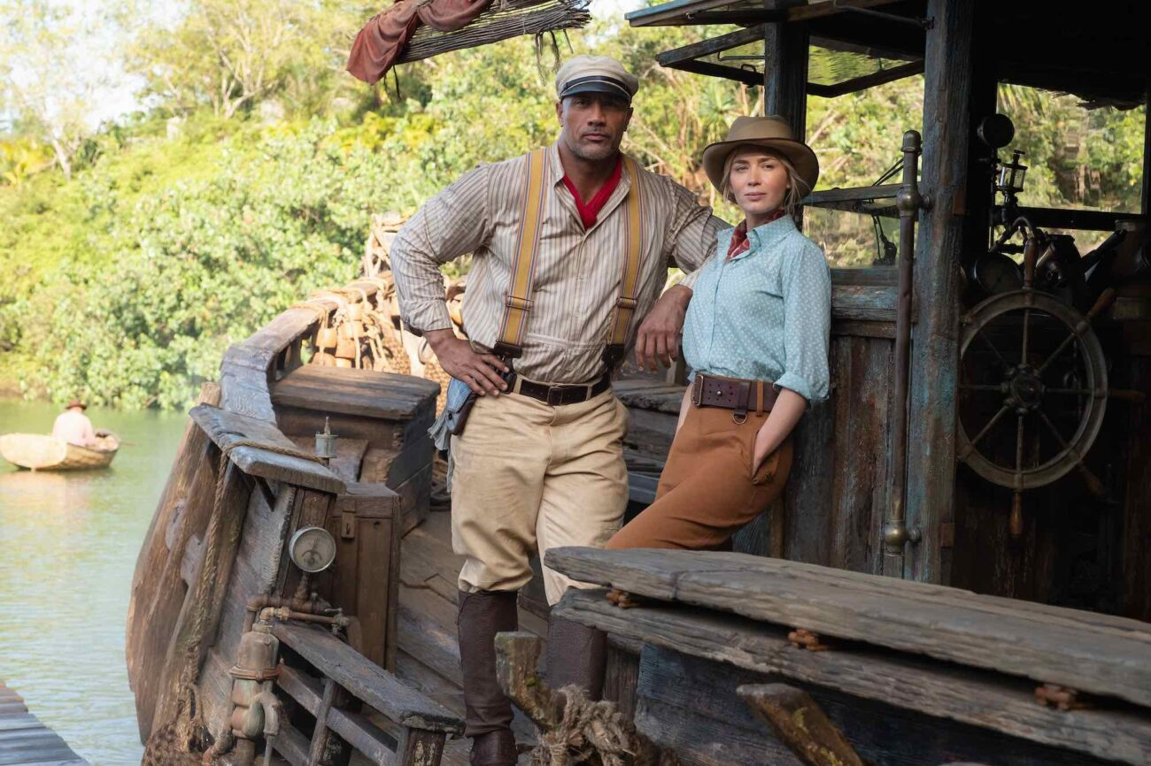 Do you need more of Disney's 'Jungle Cruise' in your life ASAP? Get all the news about the latest Disney sequel.