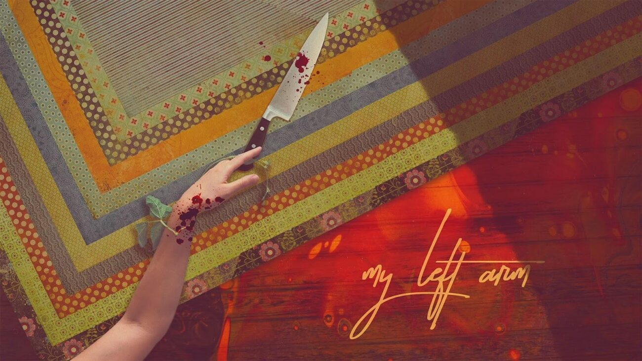 'My Left Arm' is a horror short by filmmaker Elizabeth Alan and producers Melissa Vitello & Stacy Snyder. Learn more about the film here.