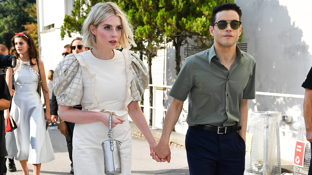 Rami Malek dating Lucy Boynton is one of our favorite things of 2021. But just how did these two 'Bohemian Rhapsody' stars fall in love?