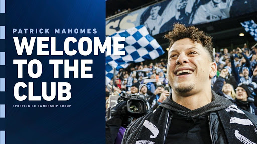 Patrick Mahomes may already be an NFL superstar, but now he's part of the sporting KC ownership group. Learn about the business move here.