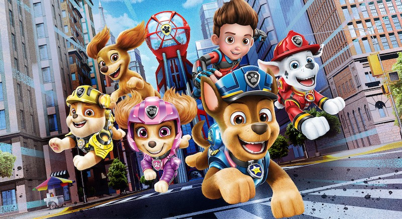 Watch 'Paw Patrol The Movie' Online Streaming Free at Home – Newzpanda.com