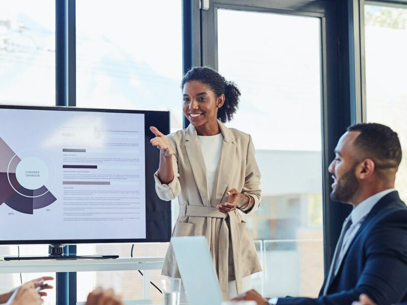 It's 2021, and this year, you're going to up your presentation game. Wow your clients with the top 5 presentation software tools out there!