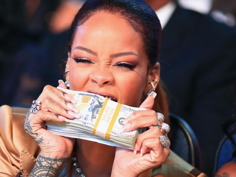 Rihanna has leveled up, folks. Take a deep dive into her movies and see if the flicks she appeared in helped bump her up to billionaire status.
