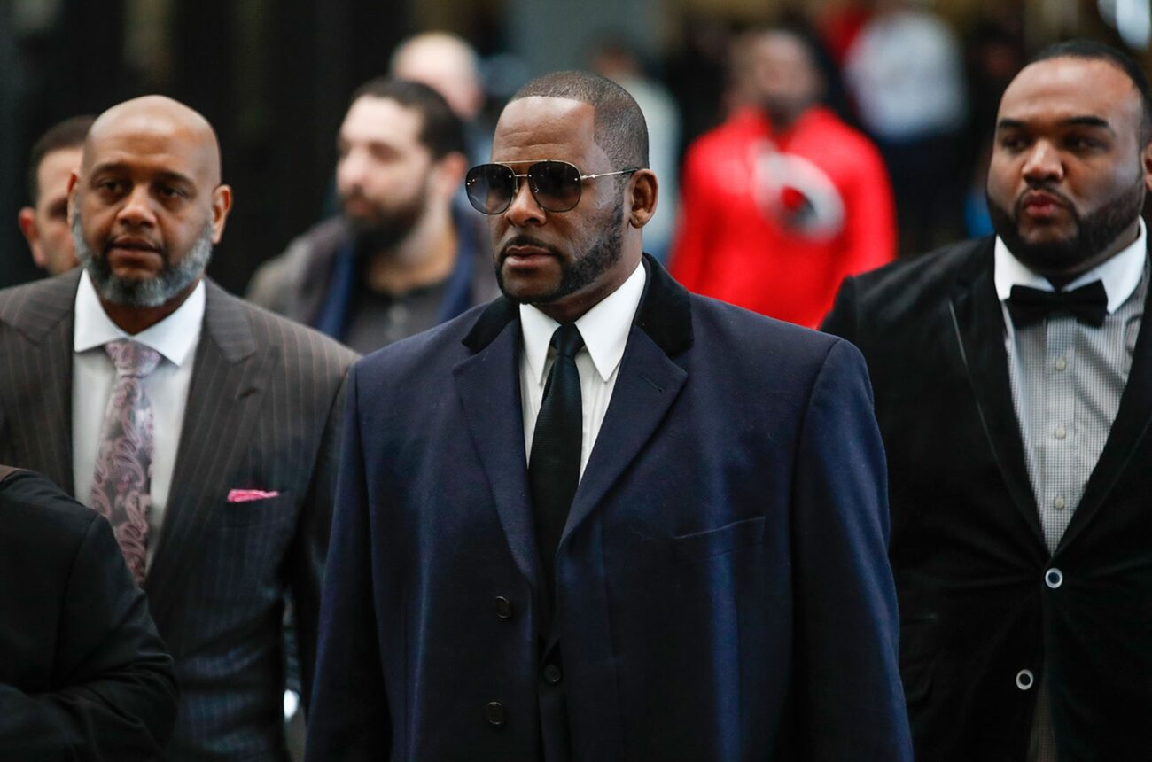 Might one suggested R-Kelly video tape be enough to convict the once beloved singer of his disturbing crimes? We Believe they can try.