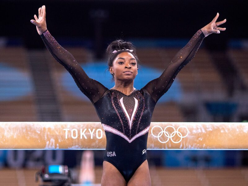 All eyes are on the gymnasts of the world at the moment which means all eyes are on Simone Biles's net worth! Peek at her alleged earnings now.
