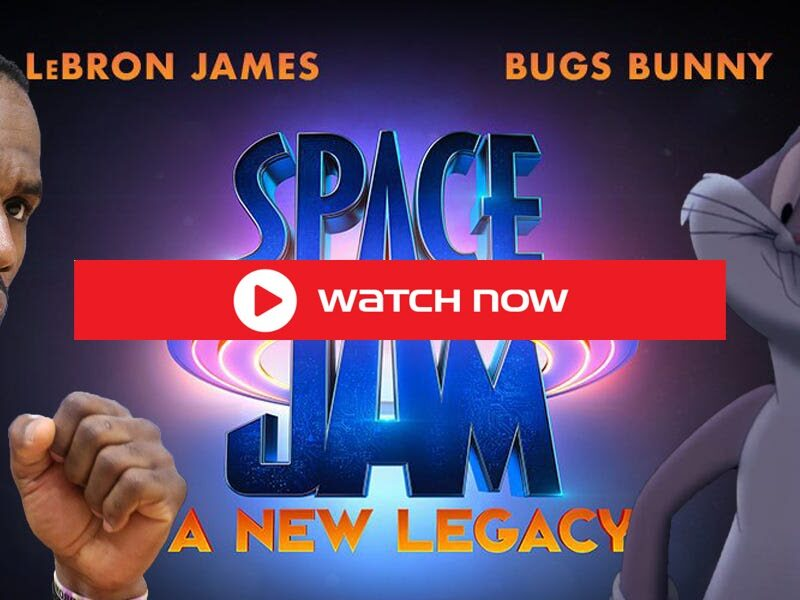 Come on and slam, and welcome to the jam! Bounce on the couch with a big bowl of popcorn and check out 'Space Jam 2' from anywhere in the world!