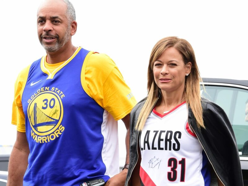 Stephen Curry's mom has officially filed for divorce after thirty-three years of marriage. Why Sonya Curry shouldn't have a hard time finding new love.