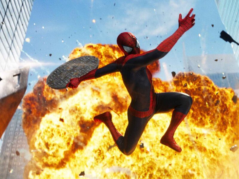 Didn't we already get a trailer for the new 'Spider Man' movie? We did? Find out where you missed Tom Holland swinging on your screen here!