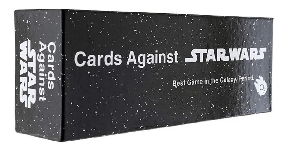 Get ready for some big laughs and raunchy humor from a galaxy far, far away! Cards Against Star Wars is the new game that will have you ROTF!