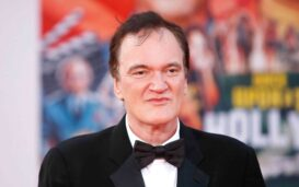 Quentin Tarantino continues to shock fans as he promotes his new novel. Blast open the story and see why he hasn't shared his net worth with mommy.
