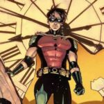 Tim Drake is officially bisexual in the main continuity of DC Comics! Celebrate Robin's coming out with the fans of the comic on Twitter.