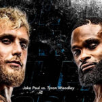 Jake Paul is gearing up to face Woodley in the boxing ring. Find out how to live stream the anticipated boxing match online for free.