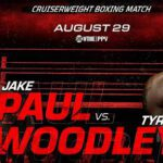 Don't miss a single second of this epic trilogy at Jake Paul vs. Tyron Woodley on August 29, including where to watch the fight live online for free on Reddit.