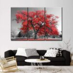 Wall prints also offer more classy and vibrant ways to enhance the look of the entire home decor. Here are some gorgeous wall art ideas for you.