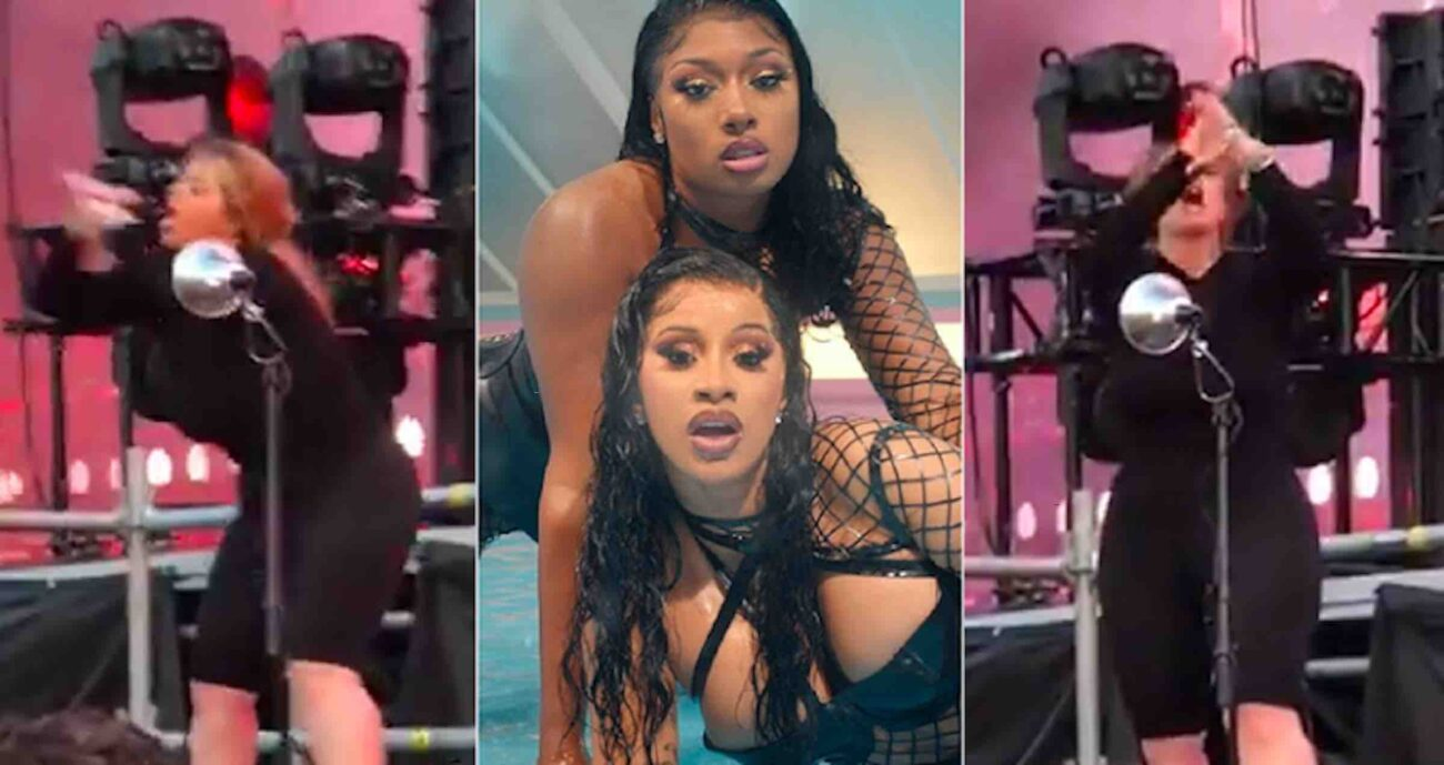 """Ever wonder what the lyrics to """"WAP"""" by Cardi B and Megan Thee Stallion would look like in sign? Meet the ASL performer who is killing the game."""