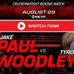 Jake Paul vs Tyron Woodley Live stream free on reddit is set to take place on Sunday, August 29 at Rocket Mortgage FieldHouse in Cleveland.